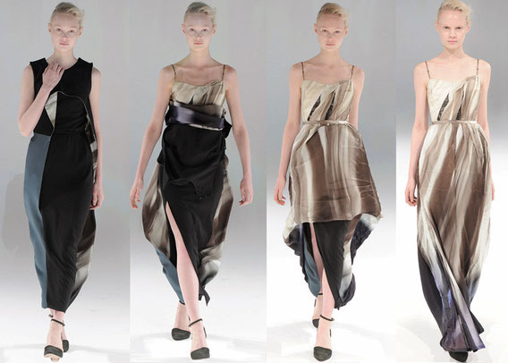 Hussein Chalayan, Automne Hiver 2013