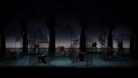 Les Nuits, Ballet Preljocaj