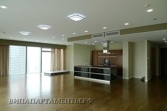 Продажа апартаментов - Москва Сити ММДЦ башня Москва - 219 кв. м. 23 Эт.