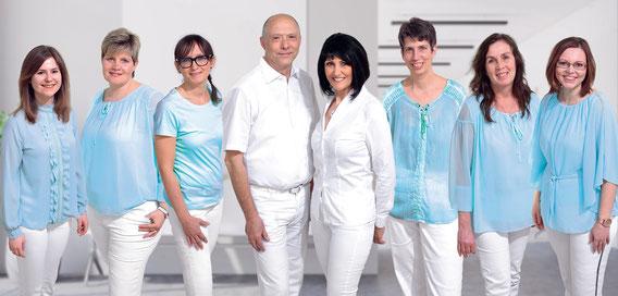 Unser Team im Laserzentrum Balingen