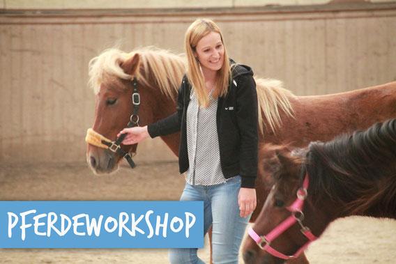 ungefiltert und unmittelbar spiegelt das Pferd unser Verhalten