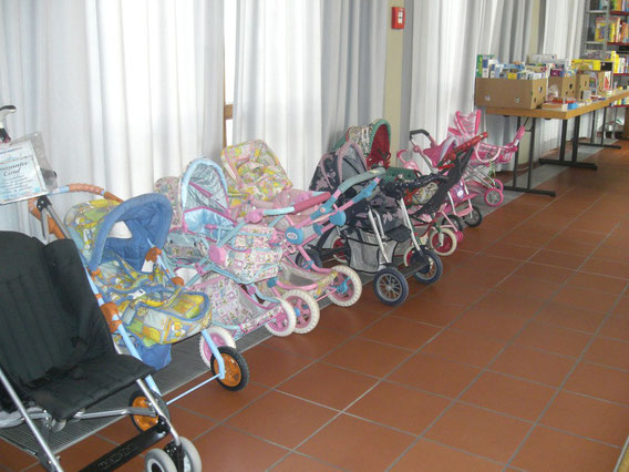 Große Auswahl für die kleinen Mamas!