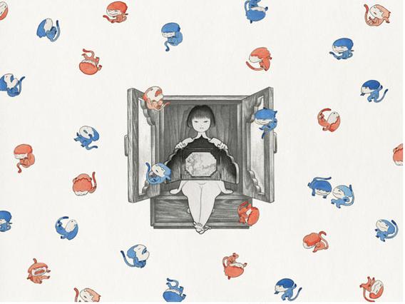 ※1:「Kiya Kiya」アニメーション(2010-2011年)