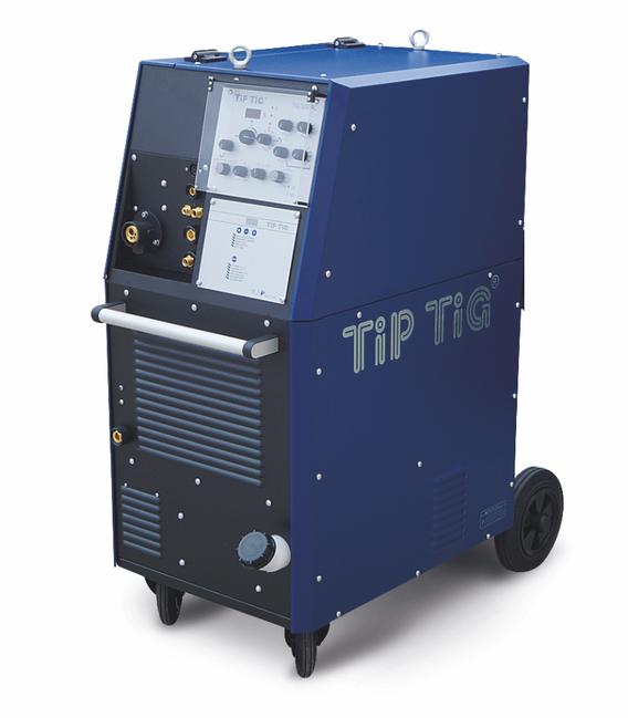 tiptig - tig 500 compact, tig welder, 送丝机