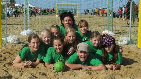 weibliche D-Jugend in Cuxhaven 2009