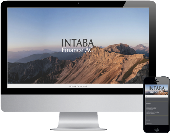 Website Intaba Finance AG