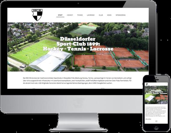Webseite DSC 99