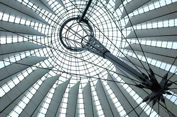 """Networking"" Potsdamer Platz"
