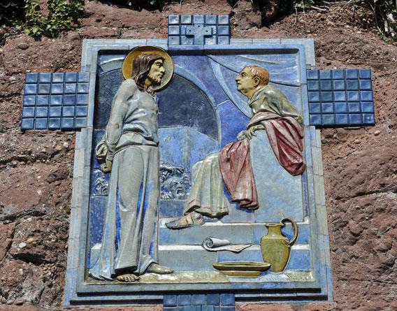 Jésus est condamné à mort par Pilate