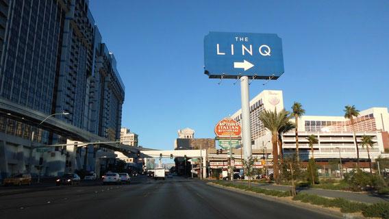Bild: HDW-USA, Las Vegas, Amerka, Mister T. und der Weiße Büffel, Amerika, LINQ