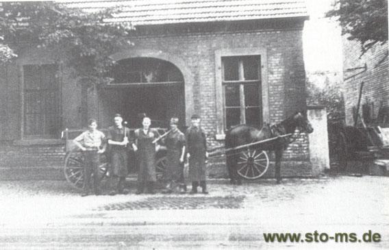 Hufschmiede Jansen-Schulz, Warendorfer Str. 109