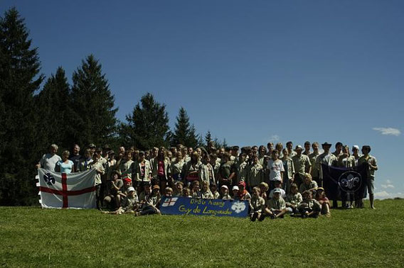 Stammesjubiläum 2010