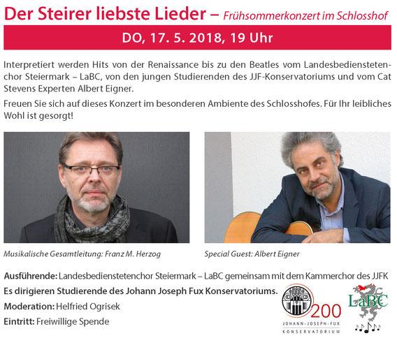 © Landesbedienstetenchor Steiermark - LaBC