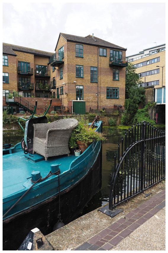 London - am Regent's Canal