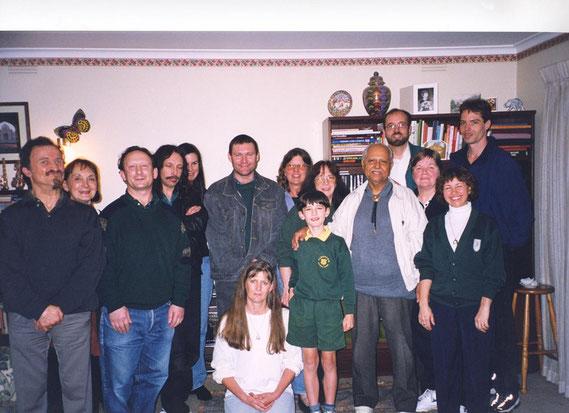 Bhau Kalchiri's visit 2000