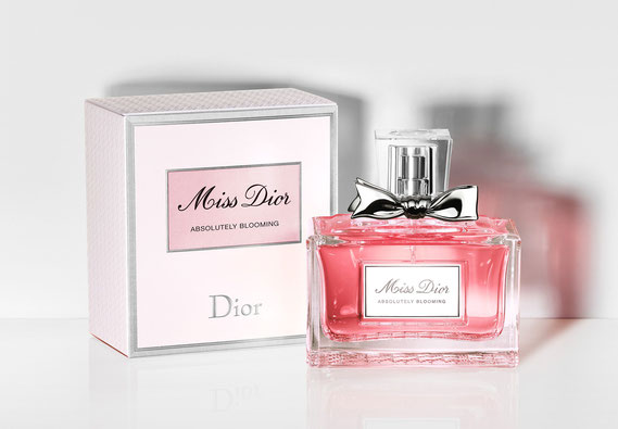 MISS DIOR - ABSOLUTELY BLOOMING - VAPORISATEUR