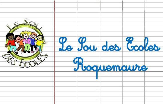 Logo de l'association du Sou des Ecoles