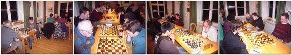 Etwas zusammen rücken musste man bei den beiden Punktspielen in der A-Klasse in der 4. Runde  bei den Spielen Bobingen II gegen Türkheim/Bad Wörishofen II und Bobingen III gegen Klosterlechfeld IV gemeinsam zuhause.