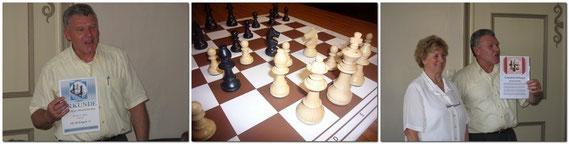 Die 2. Mannschaft wurde in der Saison 2008/09 A-Klassenmeister. Nachwuchs braucht der Schachklub dringend.