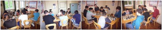 Unseren Jugendlichen macht das wöchentliche Training sehr viel Spass, dabei sind große Fortschritte erkennbar.