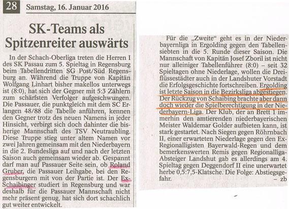 Roland  Gruber  und  der  freiwillige  Rückszug  der  DJK  Schaibing  aus  der  NBL - Zum Vergrößern Anklicken