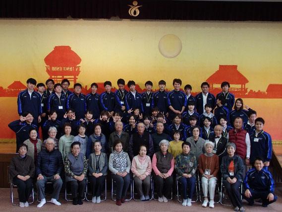 すずめの学校卒業式(介護予防教室~町内在住65才以上の皆さん対象~)