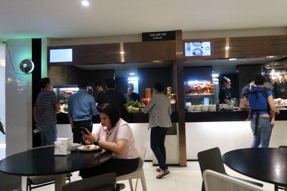 エムクオーティエ地下フードコートにあるイサーン料理店