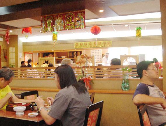 タイの日本料理店の最古参