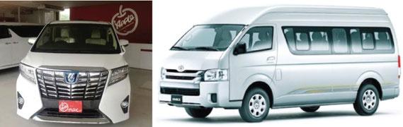 ビジネスにもプライベートにも、日本人向けレンタカー