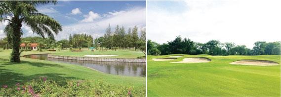 タイはゴルフが安い!貸切レンタカーで日帰り旅行も