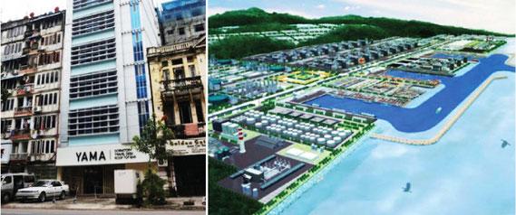 将来、発展が期待できるミャンマー