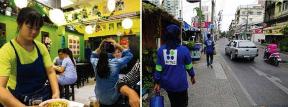タイで働くミャンマー人