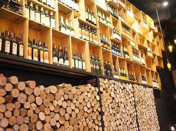 イタリアン酒場、バルの「ザ・ばーる」の生ハム