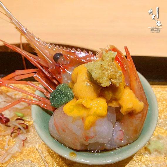 最高級の新鮮な魚介類をお楽しみください