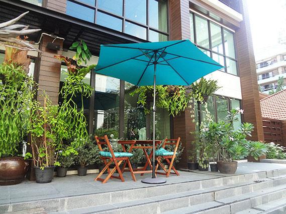 カフェ、喫茶、軽食のZorce(ゾース)の外観