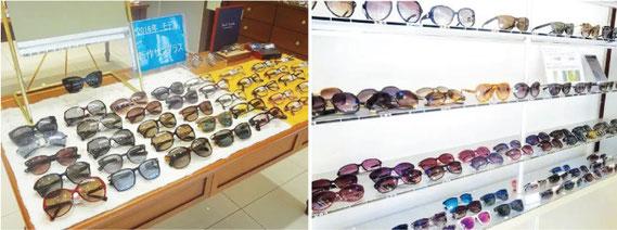 スポーツに適したメガネやサングラスはタイでは重宝する