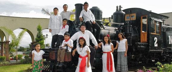 Les jeunes chanteurs de Cordoba Veracruz