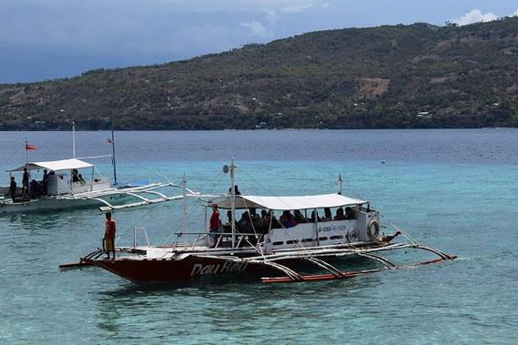フィリピン セブ島にて