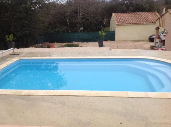 promotion piscine 8 m par 4 m avec double garantie décennale