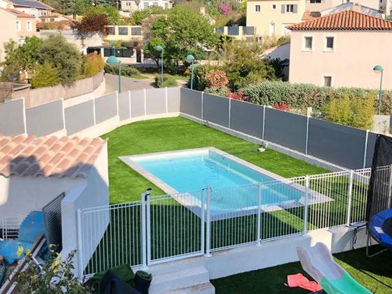 bon rapport qualite prix coque piscine AUBADE