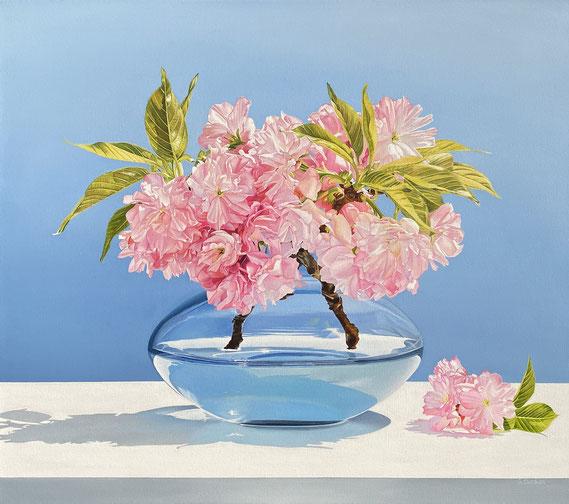 "Alexandra Averbach, ""Reverie,"" 2021, oil on canvas, 28 x 32 inches"