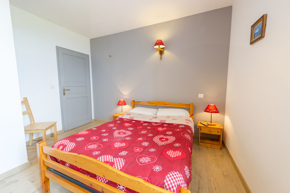Chambre appartement 1