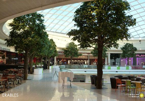 centres commerciaux espace vert maroc