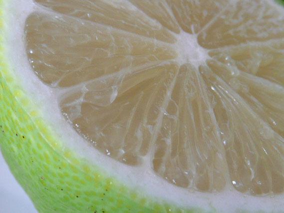酸味と香りいっぱいのレモン