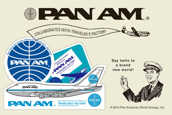 Pan Am Collection - TRAVELER'S...