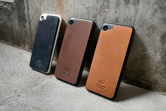 レザーステッカー(iPhone 7用)1