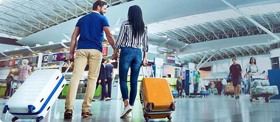 海外挙式までの準備と荷物