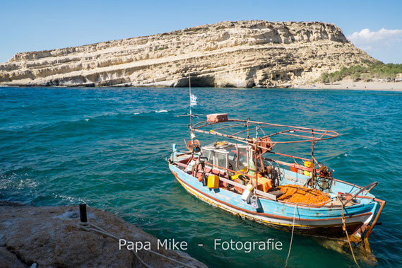 Kreta, Santorin