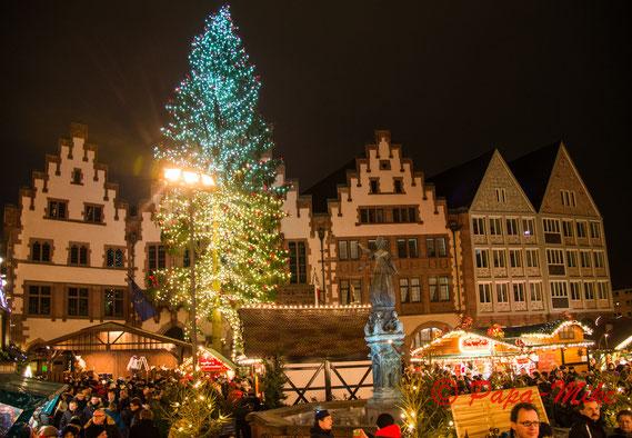 Weihnachtsmärkte Frankfurt & Wiesbaden