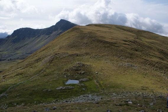 Blick vom Seenock zum Königstuhl